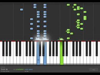 Müziği Görmek-  Mozart - Alla Turca (Türk Marşı)  Piyano izle