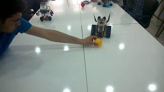 Takipçi Robot izle