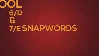 Bulancak İmamhatip Ortaokulu 6/D & 7E Snapword Çalışmaları izle