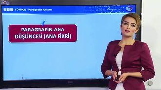 Metnin Ana Fikri/Ana Duygusu izle