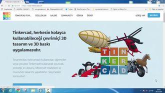 Makeblock Programı ile Blok Tabanlı Kodlama Eğitimi-Tinkercad ile Arduino Simülasyonu izle
