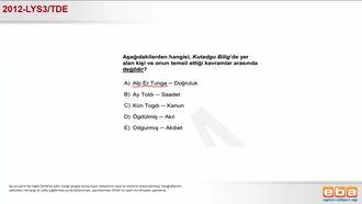 İslamiyetin Etkisinde Gelişen Türk Edebiyatı izle