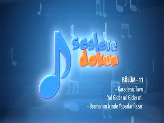 Karadeniz Tavrı - Yol Gider mi Gider mi - Drama'nın İçinde Yaparlar Pazar (Bölüm 1... izle