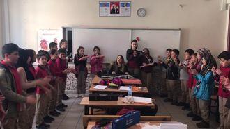 Zafer ortaokulu 6/c müzik dersi izle