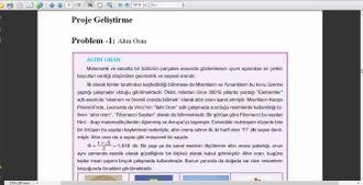 09 03 Matematik Sayılar ve Denklem#5- Proje 1- Fibonocci izle