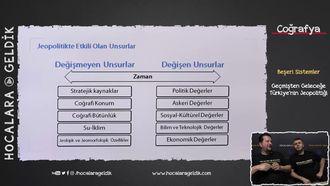 Geçmişten Geleceğe Türkiye'nin Jeopolitiği izle