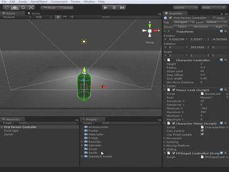 Unity 3D'de Script Yapısı izle