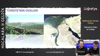 Türkiye'nin Plato ve Ovaları izle