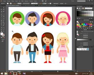 Adobe illustrator CC a Giriş izle