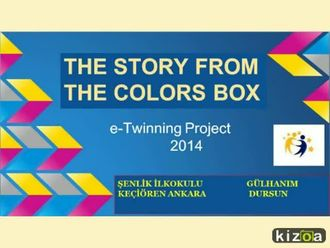 The Story From The Colors Box Etwinning Project izle