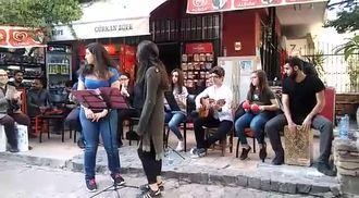 Akkapı Çocuk Orkestrası Uluslararası Çukurova Sanat Günlerinde izle