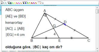 Kenarortay Kavramı Ve Kenarortay Teoremi 16 izle