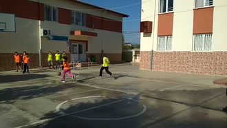 Basketbol top sürme drill izle