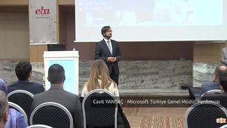 FATİH ETZ 2016:  Cavit YANTAÇ - Microsoft Türkiye Genel Müdür Yardımcısı - 21. Yü... izle