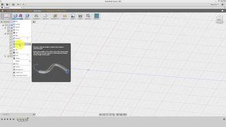 Fusion 360 Eğitimi - 18 Sweep ve Loft Komutları izle