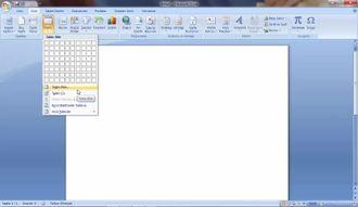İleri Düzey Word Dersleri-12 (Tablo ekleme) çizme izle