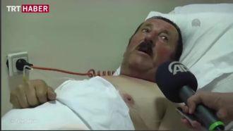 70 Yaşındaki Mustafa Zorova Vatanı Böyle Savundu izle