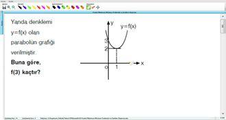 Parabol Maksimum Minimum Problemleri ve Denklem Oluşturma 15 izle