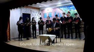 Göynük Türküleri - Deymen Tepesi izle