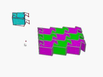 Dönüşüm Geometrisi-Öteleme-Öteleme ile Süsleme izle