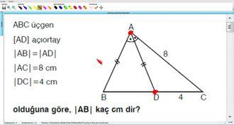 Açıortay ve Açıortay Teoremleri 10 izle