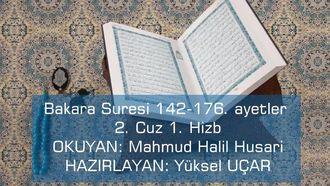 Bakara Surei 142-166 izle