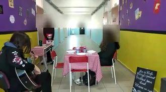 Tes-iş Adapazarı Anadolu Lisesi- English in Street- at a Cafe Alone izle