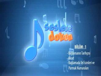 Bağlamanın Tarihçesi - Akort - Bağlamada Tel İsimleri ve Parmak Numaraları (Bölüm ... izle