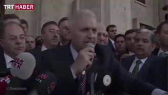 Millet Türkiye'ye Sahip Çıktı - 1 izle