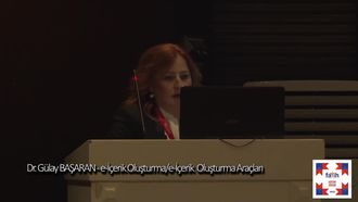 5.Oturum: Dr. Gülay BAŞARAN - Algadoo ile Bilim izle