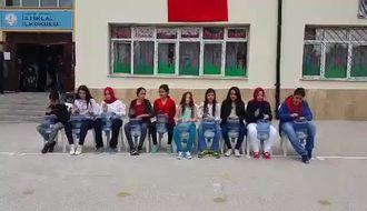 Eskişehir İstiklal Ortaokulu Grup Damacana izle