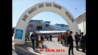 Nilüfer Belediyesi Barış Anadolu Lisesi Tanıtımı izle