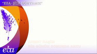 Bir Günün Sonunda Arzu- Ahmet Haşim izle