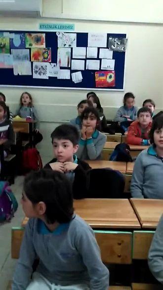 Müzik İZMİR MARŞI KONYAALTI İLKOKULU 2/D izle
