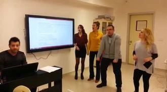 Nasrettin Hoca Orff Şarkısı Hareketleri Şarkı Sözleri Müzik Öğretmenleri Söylüy... izle