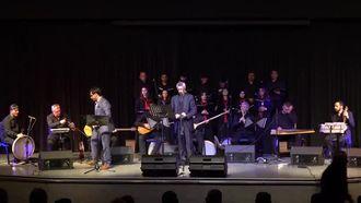 Erzurum Büyükşehir Belediyesi Türk Halk Müziği Korosu izle