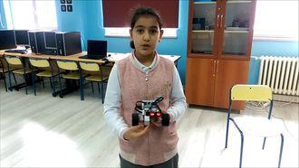 Gümüşkod Projesi- Çizgi İzleyen Robot Tasarımı izle