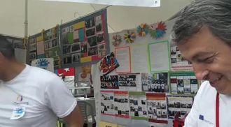 Atatürk Çocukları eTwinning proje tanıtımımız izle