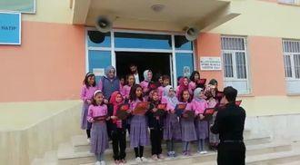 KARAPINAR/Hotamış İmamhatip Ortaokulu 5/C Sınıfı Cumhuriyet Marşı izle