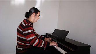Carl CZERNY Op.599 No.7 Piyano Etüdü izle