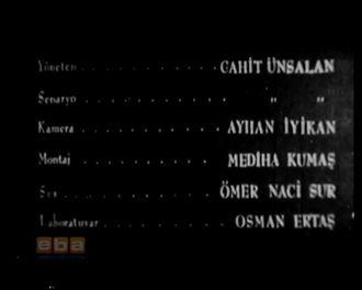Mavi Küf (1964) izle