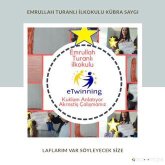 Kuklam Anlatıyor Etwinning Projesi Türkiye Geneli Katılımcı Okullar Akrostiş Videosu izle