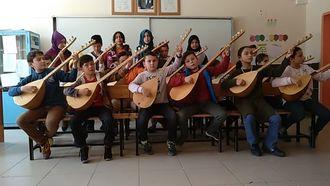 Çarşamba anafartalar ortaokulu maçka yolları türküsü koro çalışması izle