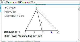 Kenarortay Kavramı Ve Kenarortay Teoremi 25 izle