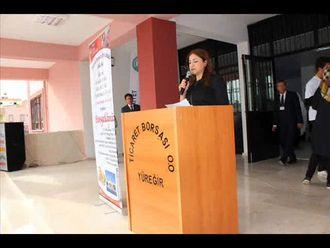 Ticaret Borsası Ortaokulu  Adana tanıtım sergimiz izle