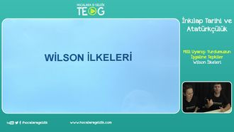 Wilson İlkeleri izle