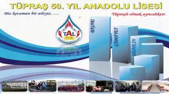 Tüpraş 50. Yıl Anadolu Lisesi Tanıtım Filmi izle