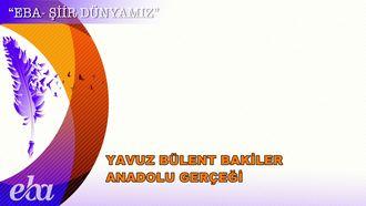 Anadolu Gerçeği - Yavuz Bülent Bakiler izle