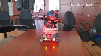 STEM  Projelerimiz - Modern Tank izle