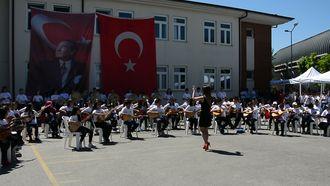 Şekerpınar Hasan Tahsin Ortaokulu Müzik Grubu - Kağızman izle